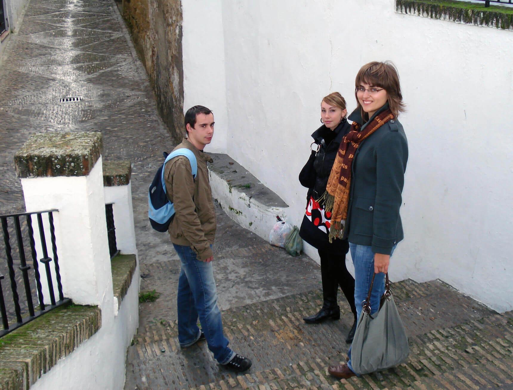 C французами путешествуем по югу Испании